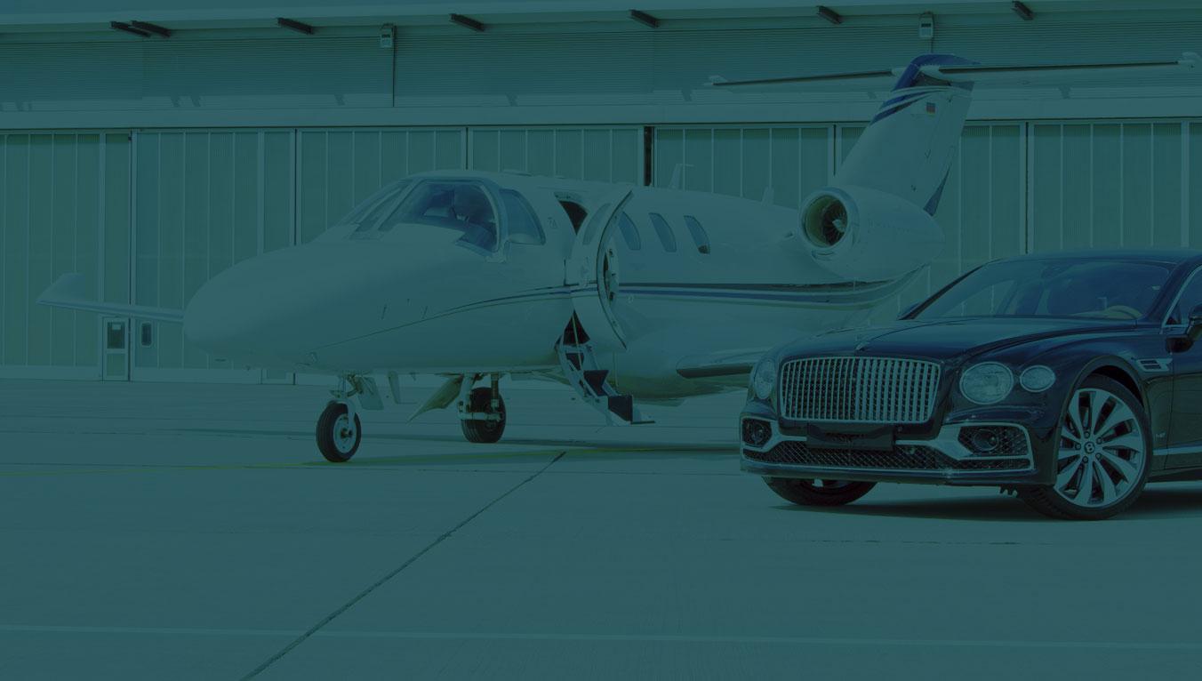 Privates oder gewerbliches Aircraft Management unter deutschem AOC. Service für Flugzeugeigentümer