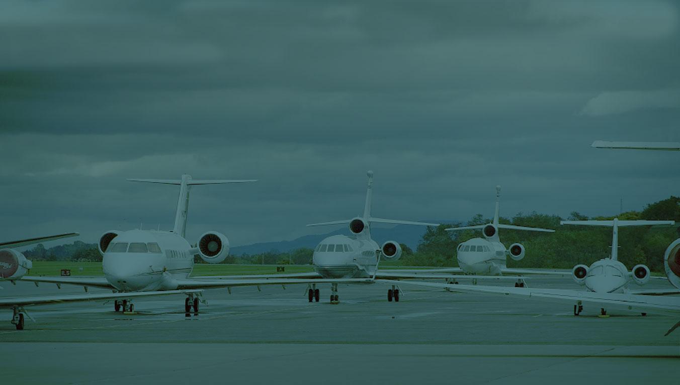 Partner von Brokern und Airlines bei der Aufstellung und Durchführung notwendiger Zusatz- oder Ersatzflüge
