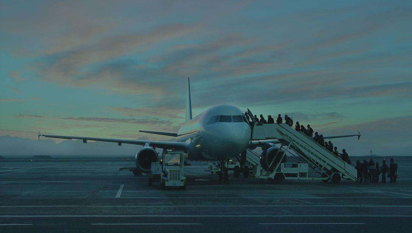 Individuellen Fluglösungen für Reise- und Touristikveranstalter sowie MICE-Experten