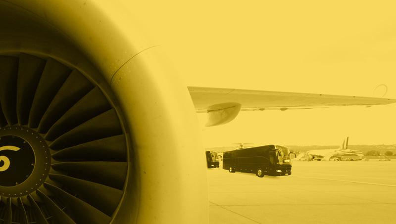 Budgetorientierte Konzepte für An- und Abreiselogistik Ihrer Gäste vom Logistikspezialisten