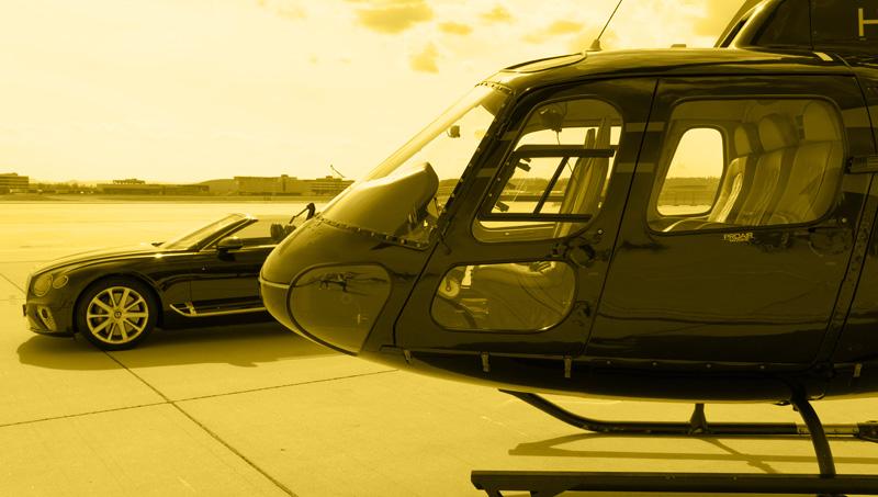 Professionelle Helikopter-Charterlösungen von ProAir