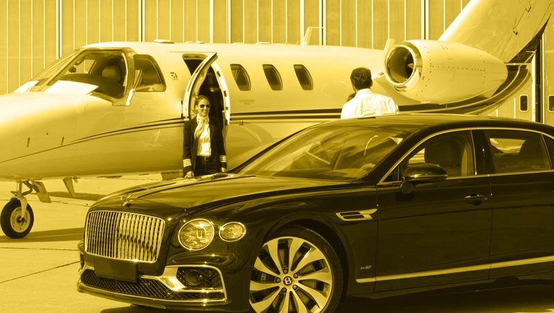 Mit ProAir Transferarrangements ist Ihre Weiterreise am Flughafen auch am Boden top organisiert