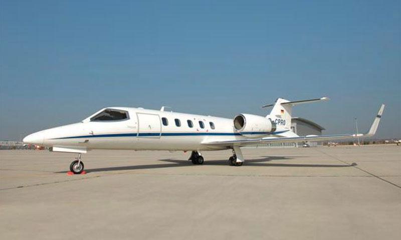 Mit guter Landeperformance lässt sich auch auf kleinen Flughäfen starten und landen