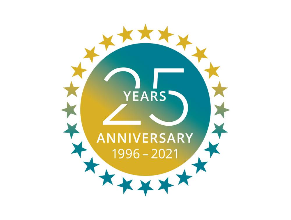 1996 – 2021: ProAir feiert 25-jähriges Firmenjubiläum