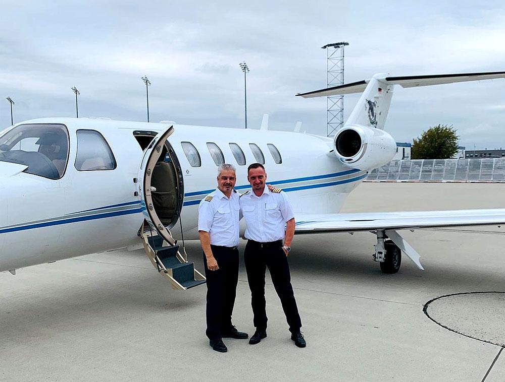 ProAir Aviation weitere Neuzugänge in der Business Jet Kategorie