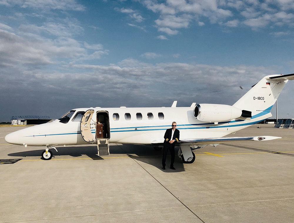 Light Jets der Cessna Baureihe