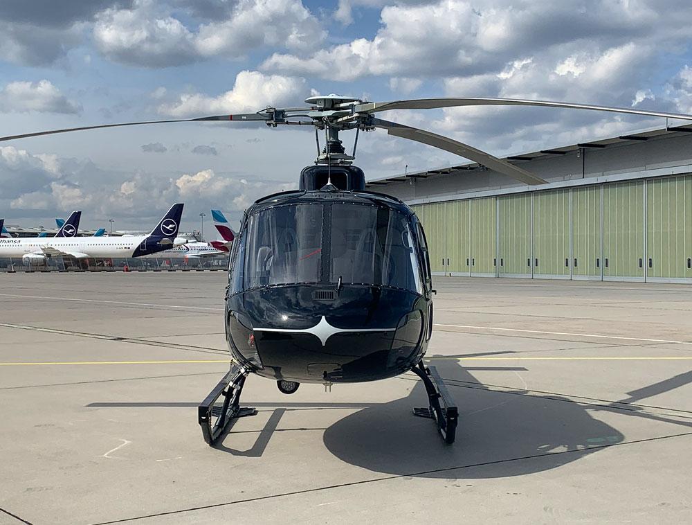 Erster Hubschrauber bei ProAir ab 2021