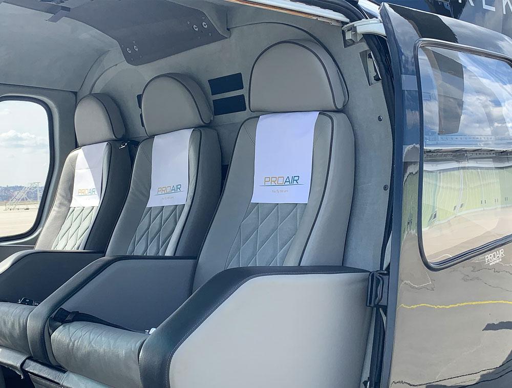 Airbus H125 Hubschrauber bei ProAir ab 2021