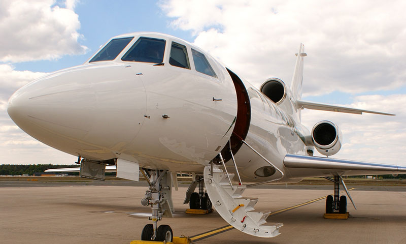 ProAir Aviation Falcon Business Jets