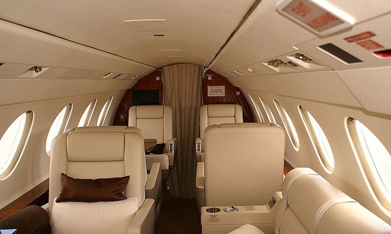 Interieur Falcon 50EX