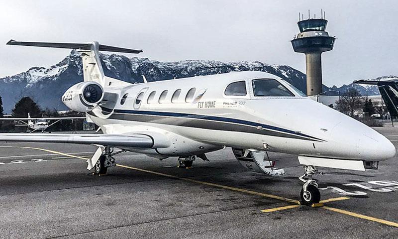 ProAir Aviation Phenom 300 Jet