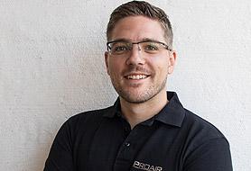 Philipp Jakob, Manager Cargo OPS – Stuttgart