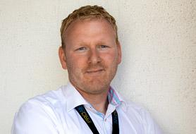 Sebastian Weinhold, Commercial Jet Manager